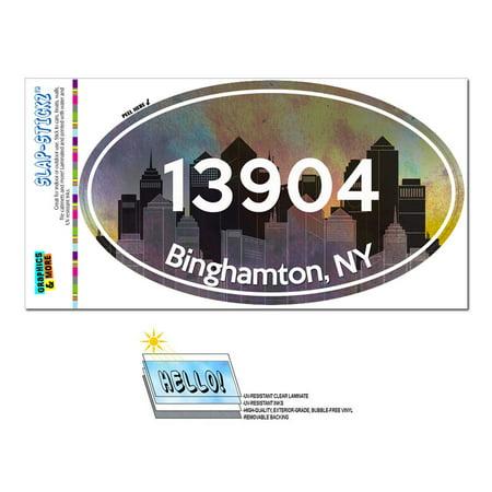 13904 Binghamton, NY - City - Oval Zip Code - Party City Binghamton