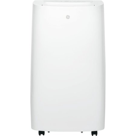 GE 10,000-BTU Portable Air Conditioner, APCD10AXWW, White
