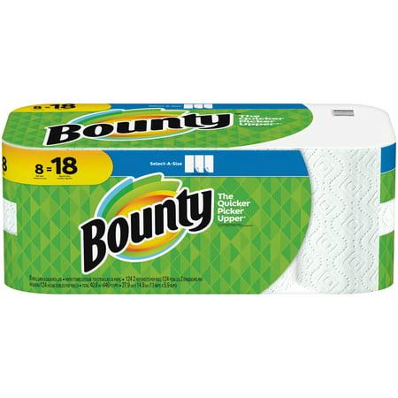 bounty paper towels select a size 8 bulk rolls. Black Bedroom Furniture Sets. Home Design Ideas