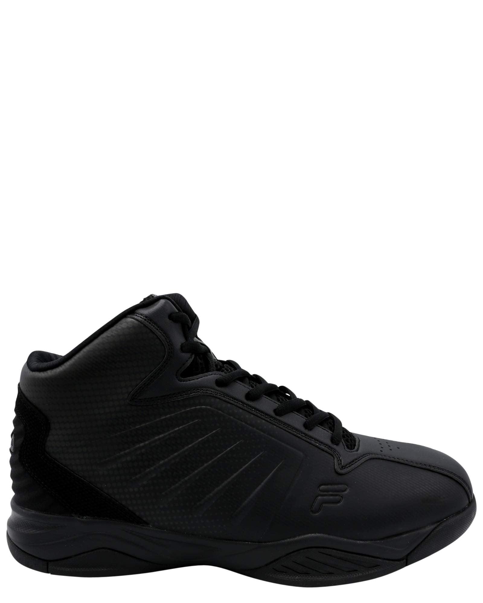 Fila Fila 1BM00190 001: Men's Entrapment 6 BlackBlack Sneakers (13 D(M) US Men)