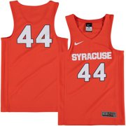 #44 Syracuse Orange Nike Youth New Silhouette Basketball Jersey - Orange