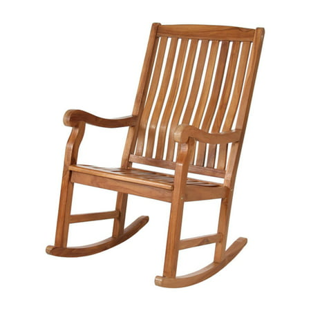 Wondrous All Things Cedar Teak Rocking Chair Ibusinesslaw Wood Chair Design Ideas Ibusinesslaworg