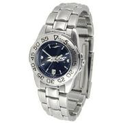 Suntime ST-CO3-AKR-SPORTLM-A Akron Zips-Ladies Sport Steel AnoChrome Watch