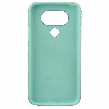 buy online f876e 86cb7 Speck CandyShell Grip Series Hybrid Hard Case for LG G5 - Gray / Cyan Green