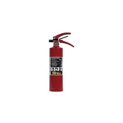 Ansul Sentry Dry Chemical Extinguishers - 2 1/2lb abc