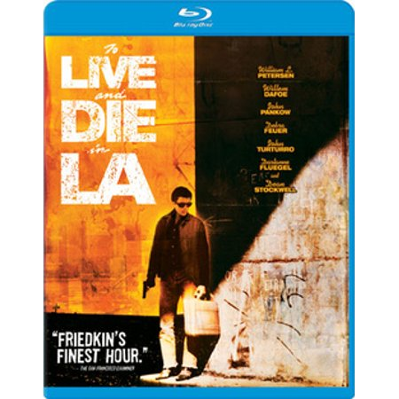 To Live And Die In L.A. (Blu-ray) ()