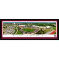 Mississippi State Baseball - Super Bulldog Weekend - Blakeway Panoramas NCAA College Print with Select Frame and Single Mat