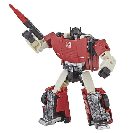 Transformers Generations Siege War for Cybertron Deluxe Class Sideswipe