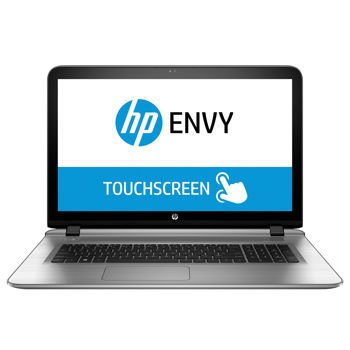 "2016 Newest Model HP Envy 17.3"" Full HD High Performance Touchscreen Laptop Computer- 6th Gen i7-6700HQ Quad-Core Processor, 16GB RAM, 1TB HDD,DVD Burner, Backlit Keyboard, Wireless AC, Windows 10"