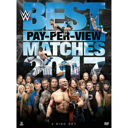 WWE: Best PPV Matches (DVD) (Wwe Hell In A Cell Matches Videos)