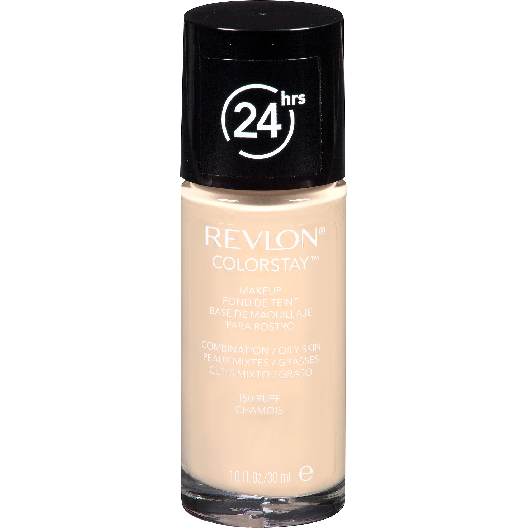 Revlon ColorStay Makeup for Combination/Oily Skin, 150 Buff, 1 fl oz