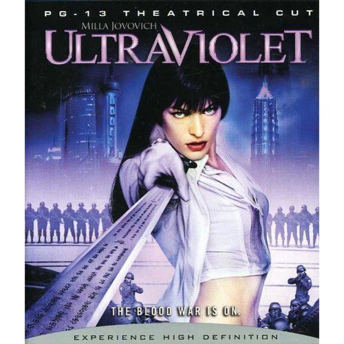 Ultraviolet (Blu-ray) (With INSTAWATCH) (Widescreen)