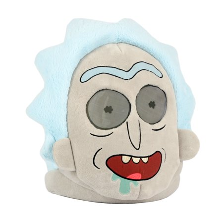 Maskimals Oversized Plush Halloween Mask - Rick