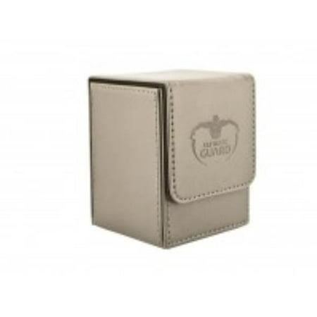Flip Deck Box - Leather, Sand (100+) New