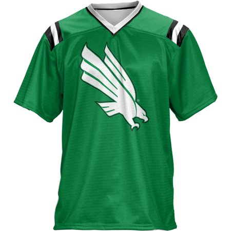 North Texas Football - ProSphere Men's University of North Texas Goal Line Football Fan Jersey