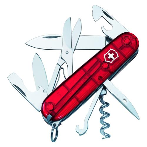 Victorinox Swiss Army Climber MultiTool - Ruby
