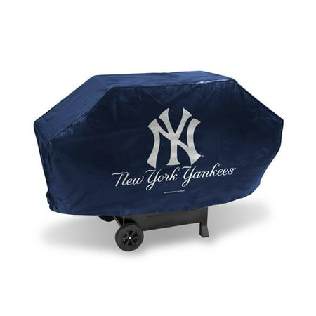 New York Yankees Deluxe Grill Cover - Walmart.com d47d88f7ae9