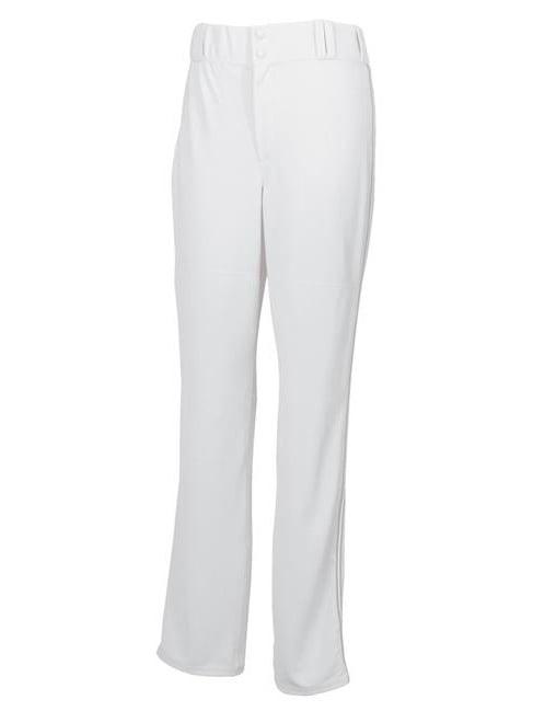 Intensity N4599Y100SML Boys Comfort Cut Baseball Pant, White - Small