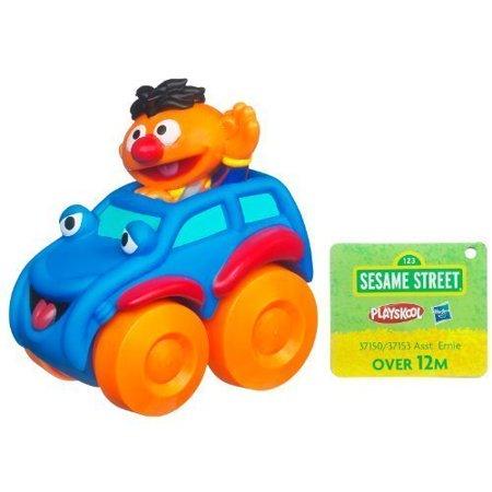 Playskool Sesame Street Wheel Pals - Ernie (Playskool Sesame Street Elmo Junction Train Set)