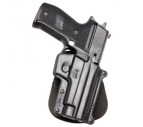 Fobus Evolution Roto Paddle and Belt Holster Armalite AR24, Sar Arms B6, Sig Sauer, and S&W, Left Hand, Black by Fobus