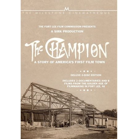 The Champion: The Story of America's First Film Town (DVD) (Halloween Town Full Film)