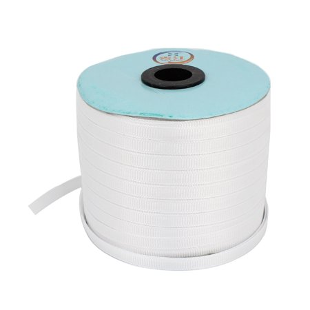 Wedding Festival Party Craft Sewing Decor Ribbon Roll Bleach White 228.6M Long - Unique Halloween Arts And Crafts
