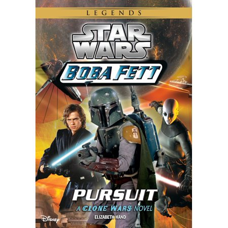 Star Wars: Boba Fett: Pursuit - eBook