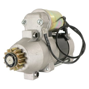 Starter Motor 13 Tooth PRO Yamaha F150/F250hp 4 Stroke 2004-2008Pro #: 7433  X-Ref #: 63P-818006BR-81800-00-00, 6BR-81800-01-00, 63P-81800-00-00