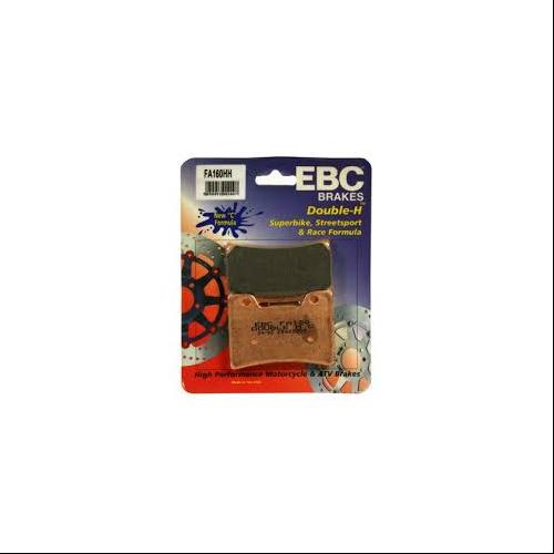 EBC Double-H Sintered Brake Pads Front (2 sets Required) Fits 92-93 Yamaha FJ1200