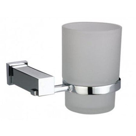 Single Toothbrush Holder - Satin Nickel (Sateen Single)