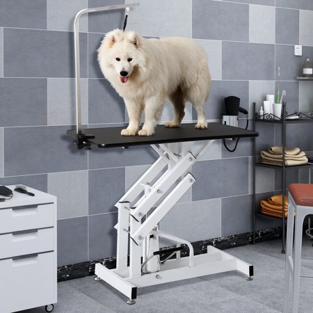 Merax Hydraulic Heavy Duty Big Size Z Lift Pet Grooming