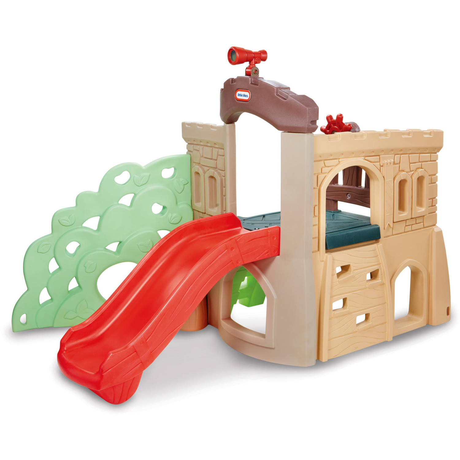 Add a new element to play time with the Little Tikes First Slide. Its compact design is created using a durable plastic material, and it can be used both indoors and outside. This plastic slide for kids is an excellent way to promote daily fitness, coordination and balance, all the while making it feel like a /5().