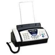 Brother FAX575 Plain Paper Fax / Copier Machine, Gray