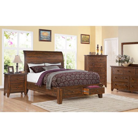 Modus Cally Platform Customizable Bedroom Set  picture