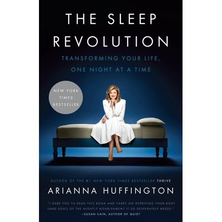 The Sleep Revolution : Transforming Your Life, One Night at a Time - Night Time Golf Course