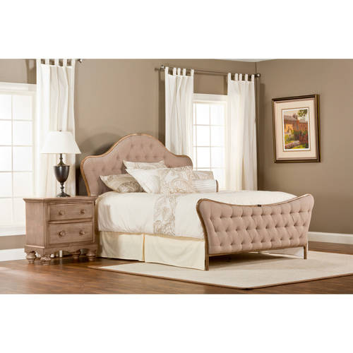 Jefferson King Headboard w/ standard bolt on frame