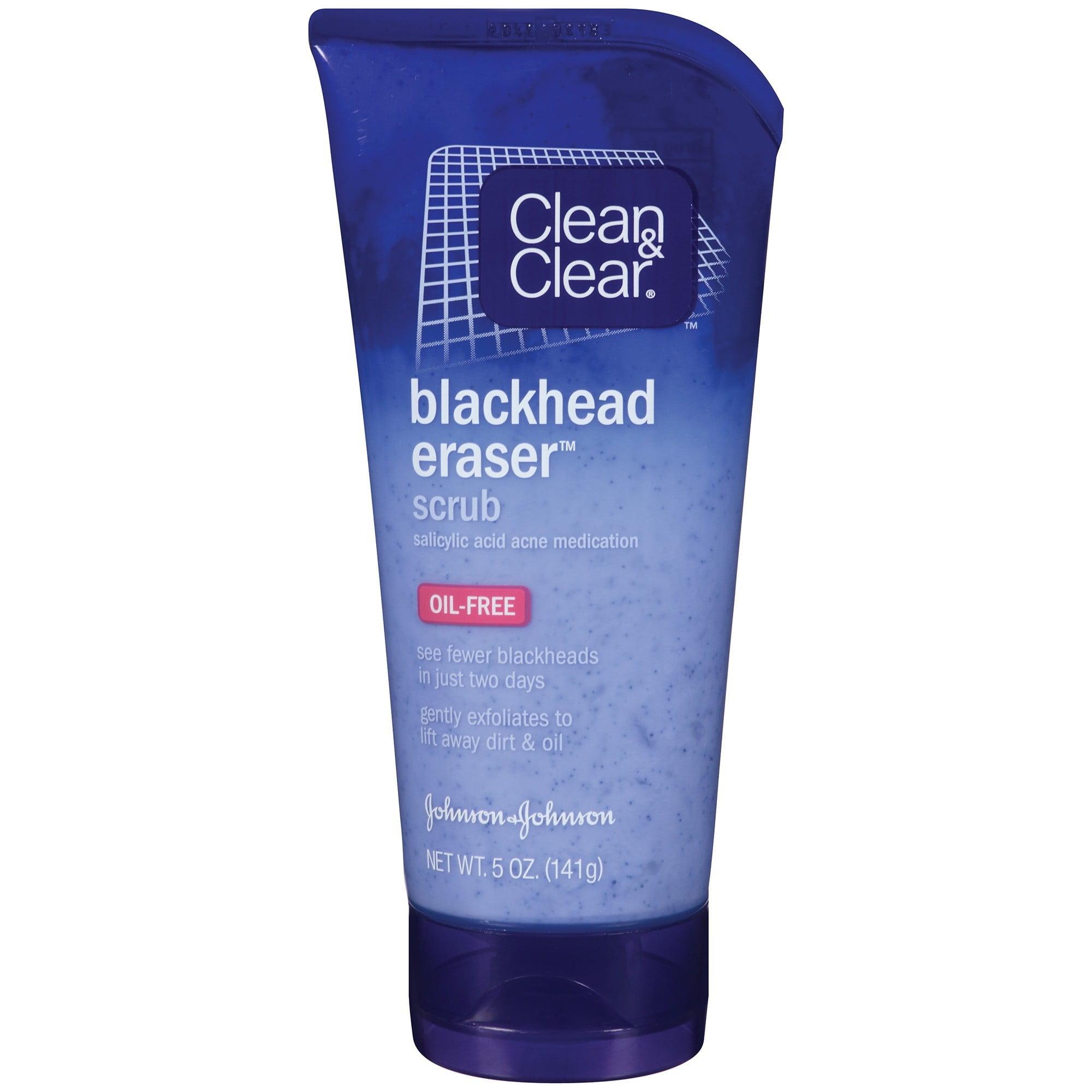 Uncategorized scrub free bathroom cleaner msds - Clean Clear Blackhead Eraser Scrub 5 Oz Com