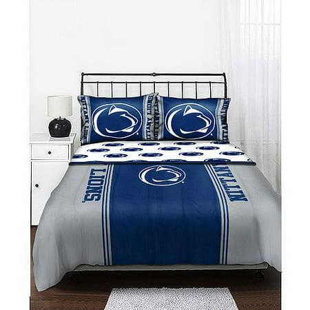 Penn State Ncaa Bedding Set