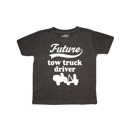 Future Tow Truck Driver Childs Gift Toddler