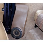 Vertically Driven Products 53201 Deluxe Sound Wedge; With Out Speakers