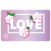 Petal Love Walmart eGift Card