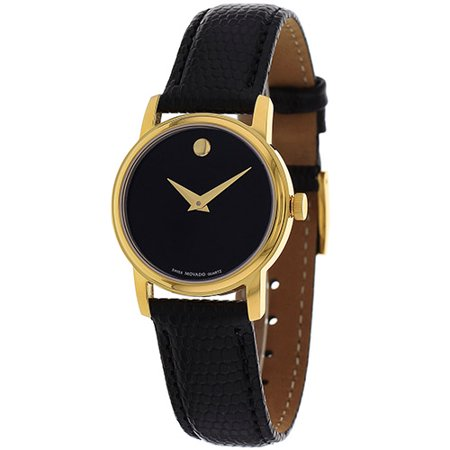 Movado Women's Classic Watch Quartz Sapphire Crystal 2100006