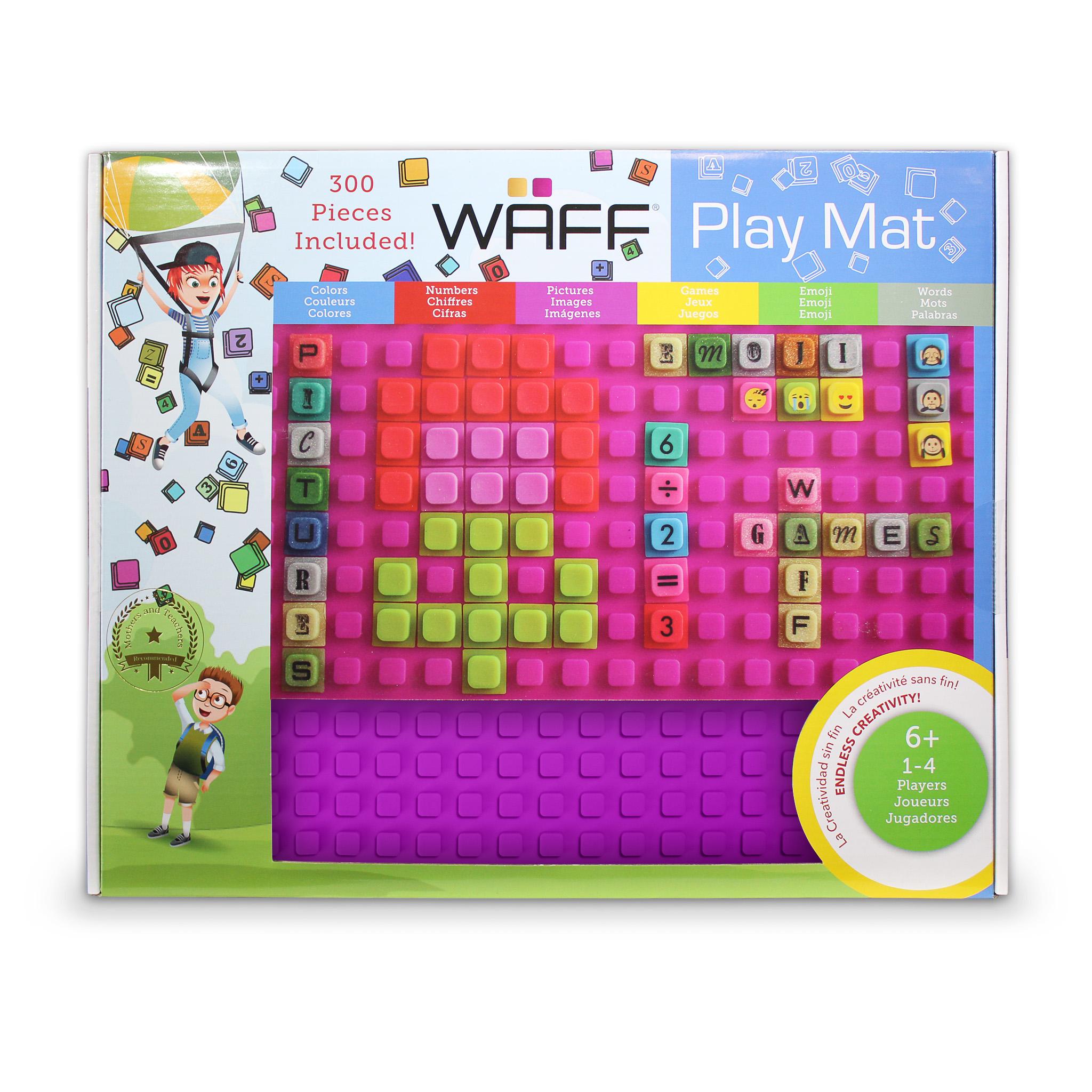 WAFF Playmat - Purple
