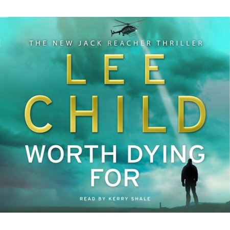 Gr2 Cd - Worth Dying For (Jack Reacher) (Audio CD)