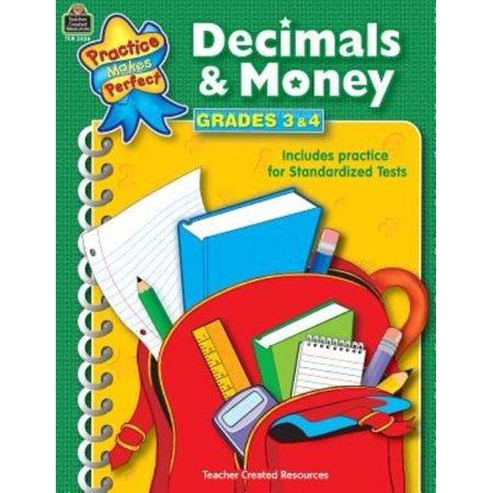 Decimals   Money Grades 3 4