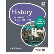 History for Common Entrance: The Making of the UK 1485-1750 - eBook