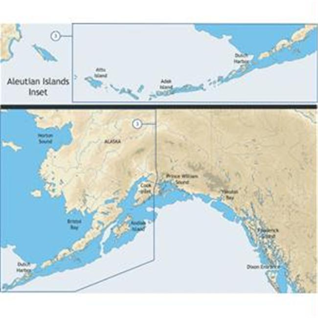 CMap NT NAC804  Western Alaska  CCard  Walmart