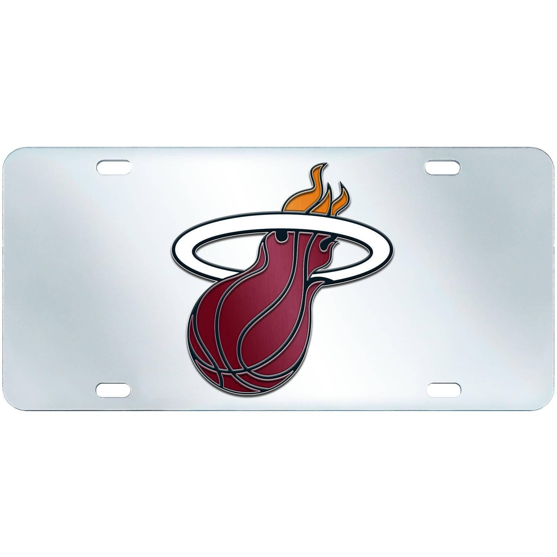 NBA Miami Heat License Plate
