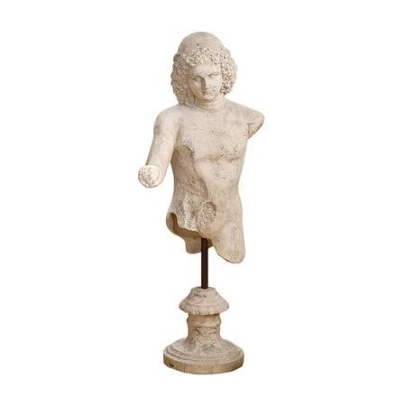 Torso of Hermes Life-Size Sculpture