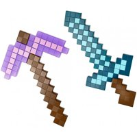 Minecraft Role Play Accessory Assortment (Styles May Vary)
